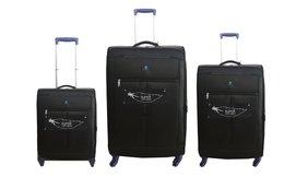 סט שלושמזוודות