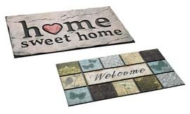 שטיח כניסה מעוצב לבית