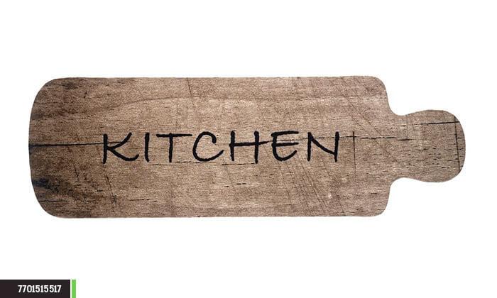 3 שטיח מטבח מעוצב