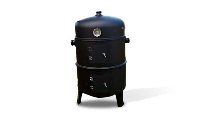 2 מעשנת בשר ביתית SMOKER