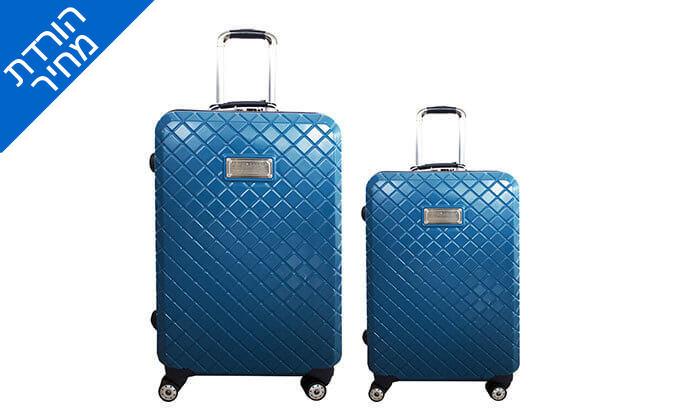2 זוג מזוודות TOMMY HILFIGER