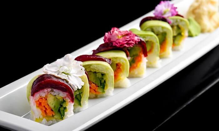 9 ארוחה יפנית זוגית במסעדת מאצויה, רמת גן