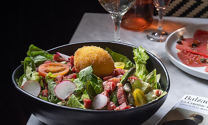 4 ארוחת שף זוגית במסעדת RESTO הכשרה בתל אביב