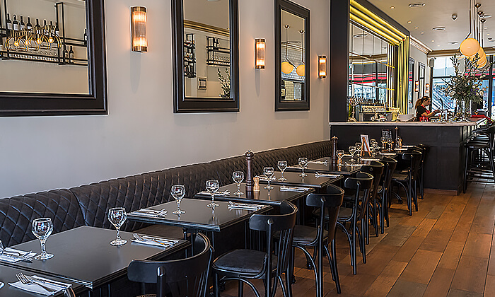 5 ארוחת שף זוגית במסעדת RESTO הכשרה בתל אביב