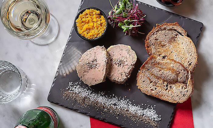 6 ארוחת שף זוגית במסעדת RESTO הכשרה בתל אביב