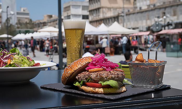 7 ארוחת שף זוגית במסעדת RESTO הכשרה בתל אביב