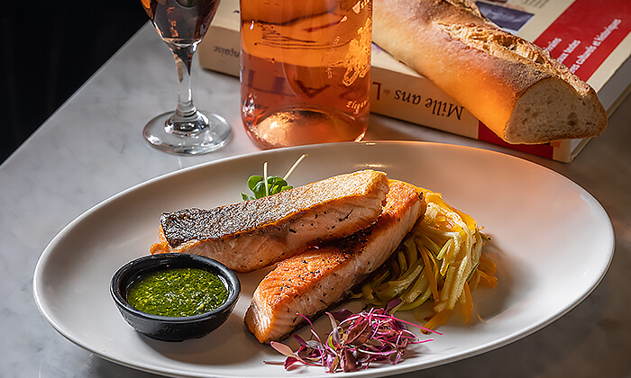 10 ארוחת שף זוגית במסעדת RESTO הכשרה בתל אביב