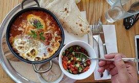 ארוחת בוקר זוגית ב'אג'אויד'