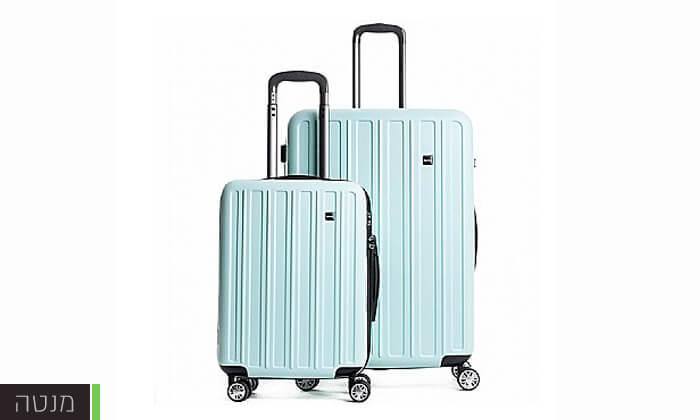 4 סט מזוודות קשיחות CalPaks Wander