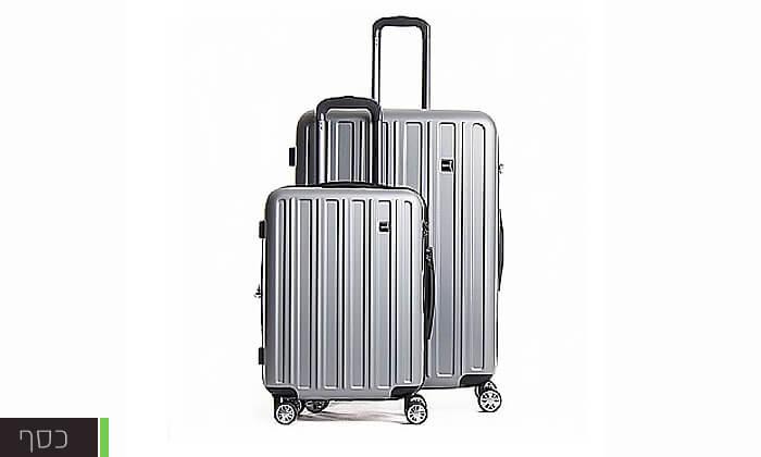 6 סט מזוודות קשיחות CalPaks Wander