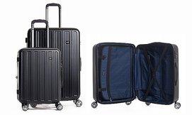 2 מזוודות קשיחות CalPaks Wand