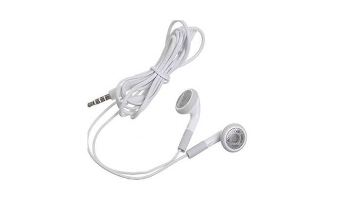 2 אוזניות ווליום סטריאו