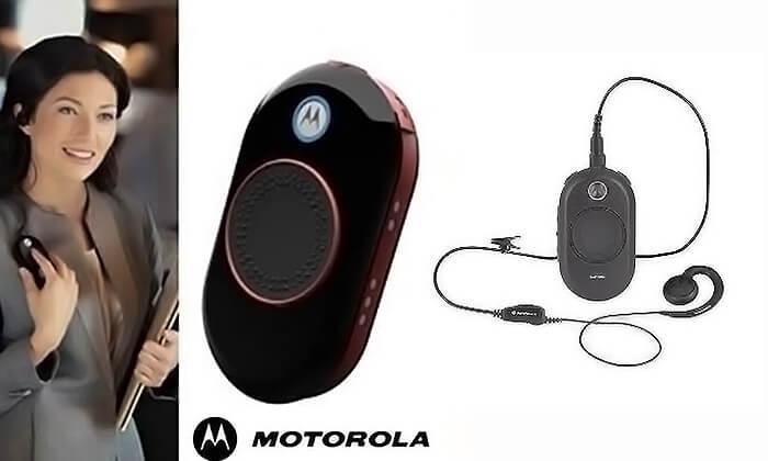 2 מכשיר ריו דו-כיווני MOTOROLA
