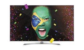 טלוויזיה חכמה 55 אינץ' LG