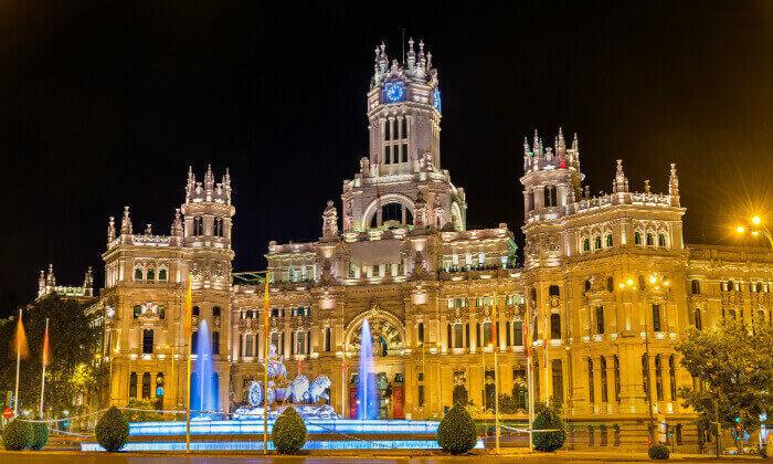 4 מאורגן למדריד, בירת ספרד היפה - קיץ וחגים