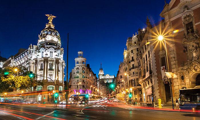 5 מאורגן למדריד, בירת ספרד היפה - קיץ וחגים
