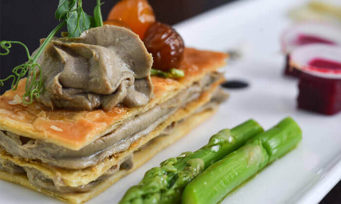 6 ארוחת שף במסעדת הנמל 24, חיפה