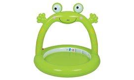 בריכת ילדים בצורת צפרדע
