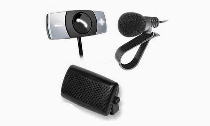 5 דיבורית בלוטוס לרכב - כולל התקנה חינם ברשת מוטורולה בפריסה ארצית