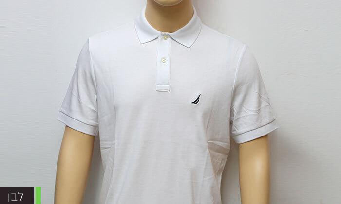 5 חולצת פולו לגבר NAUTICA