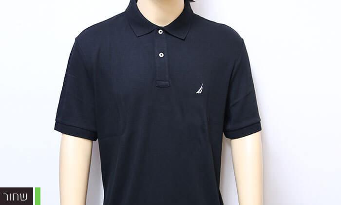 8 חולצת פולו לגבר NAUTICA