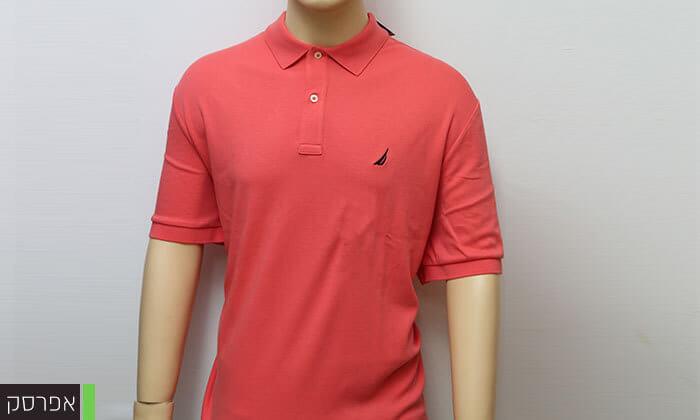 9 חולצת פולו לגבר NAUTICA