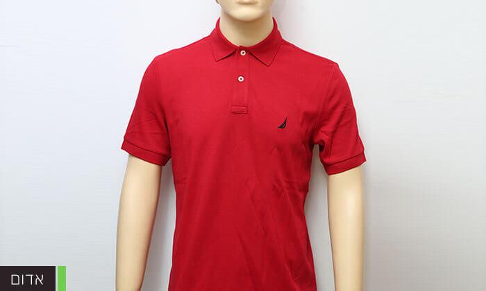 10 חולצת פולו לגבר NAUTICA