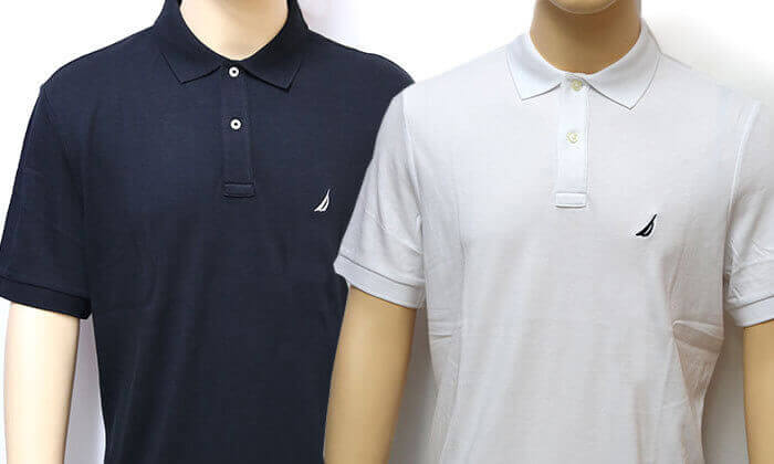 12 חולצת פולו לגבר NAUTICA