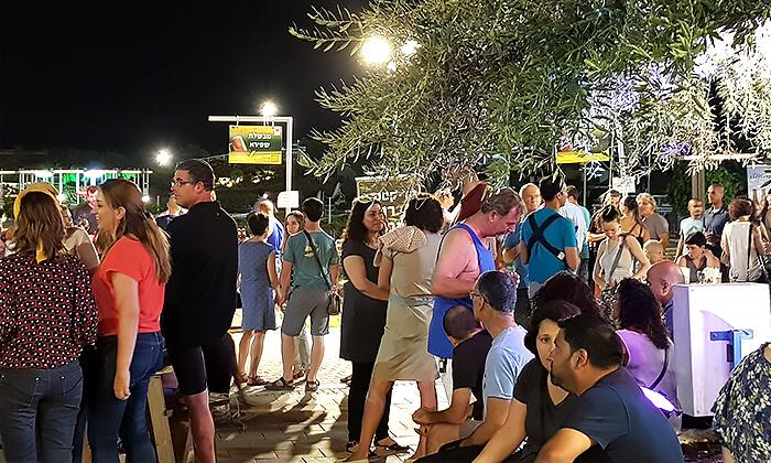 4 כרטיס כניסה לפסטיבל הבירה בפארק מיני ישראל