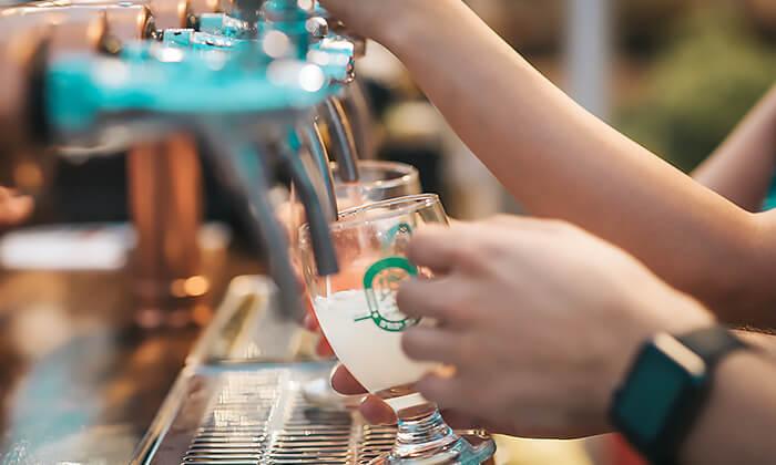 6 כרטיס כניסה לפסטיבל הבירה בפארק מיני ישראל
