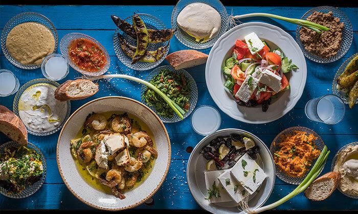 3 דיל ל-24 שעות: ארוחה זוגית במסעדת ג'קו מאכלי ים, רמת השרון