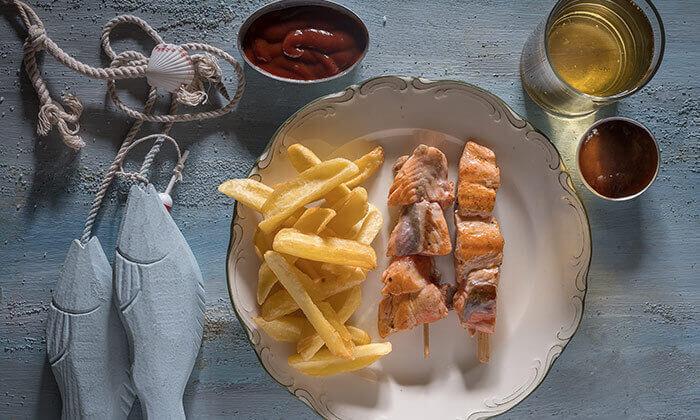 6 דיל ל-24 שעות: ארוחה זוגית במסעדת ג'קו מאכלי ים, רמת השרון