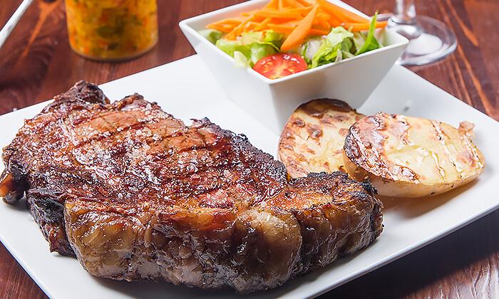 5 ארוחת בשרים זוגית במסעדת פיקניה הכשרה, רעננה