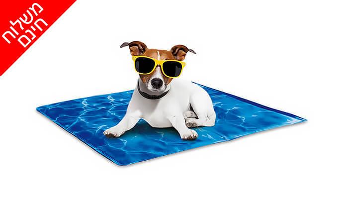 3 דיל חגיגת קיץ: משטח קירור לחיות מחמד Pet Cool Mate - משלוח חינם!