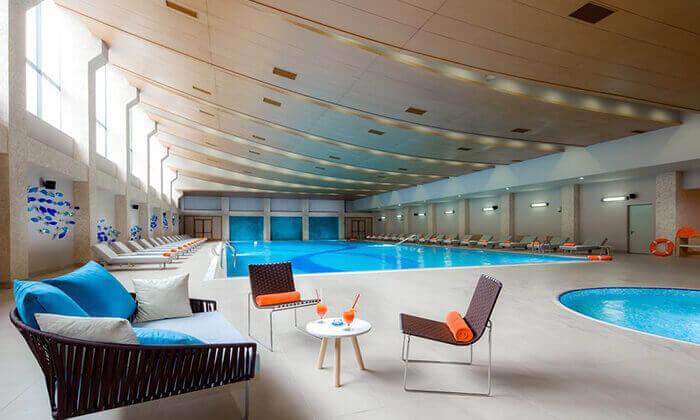 7 קיץ של קזינו, שופינג, בילויים ומלון 5 כוכבים בסוצ'י, הריביירה הרוסית