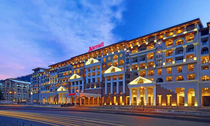 6 קיץ של קזינו, שופינג, בילויים ומלון 5 כוכבים בסוצ'י, הריביירה הרוסית
