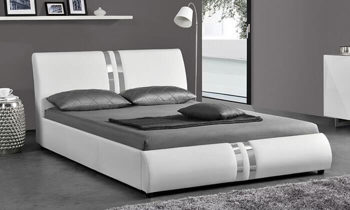 4 מיטת נוער מרופדת HOME DECOR
