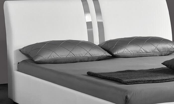 3 מיטת נוער מרופדת HOME DECOR