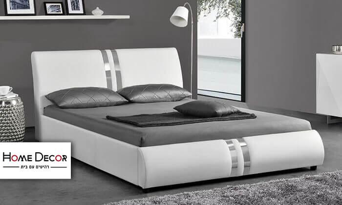 2 מיטת נוער מרופדת HOME DECOR