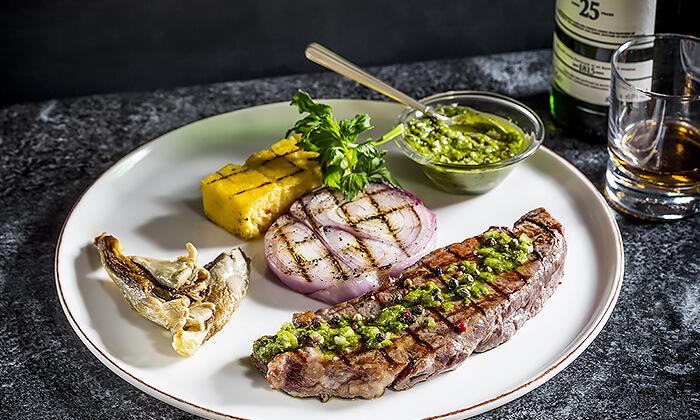 7 GROO PREMIUM | ארוחת שף במסעדת קלואליס הכשרה במלון הילטון, תל אביב