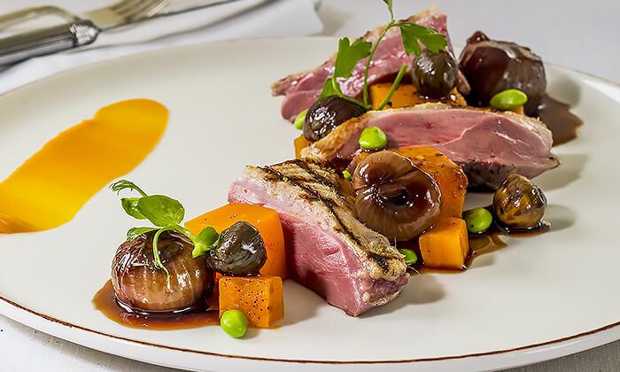 3 GROO PREMIUM | ארוחת שף במסעדת קלואליס הכשרה במלון הילטון, תל אביב