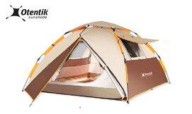 אוהל מודולרי עם פתיחה מהירה