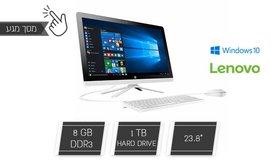 מחשב נייד HP עם מסך 23.8 אינץ'