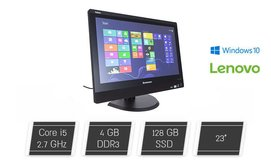 נייח Lenovo עם מסך 23 אינץ'