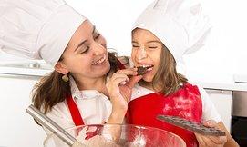 סדנת שוקולד להורים וילדים