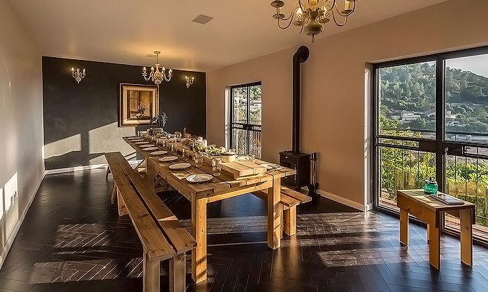 4 ארוחת שף ואירוח לאירועים קטנים בביתו של שף שימי סרן, מושב כסלון