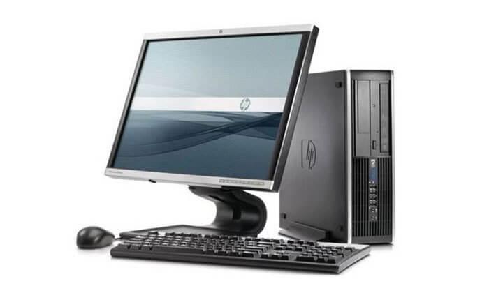 2 מחשב נייח DELL, HP או Lenovo כולל מסך מתנה