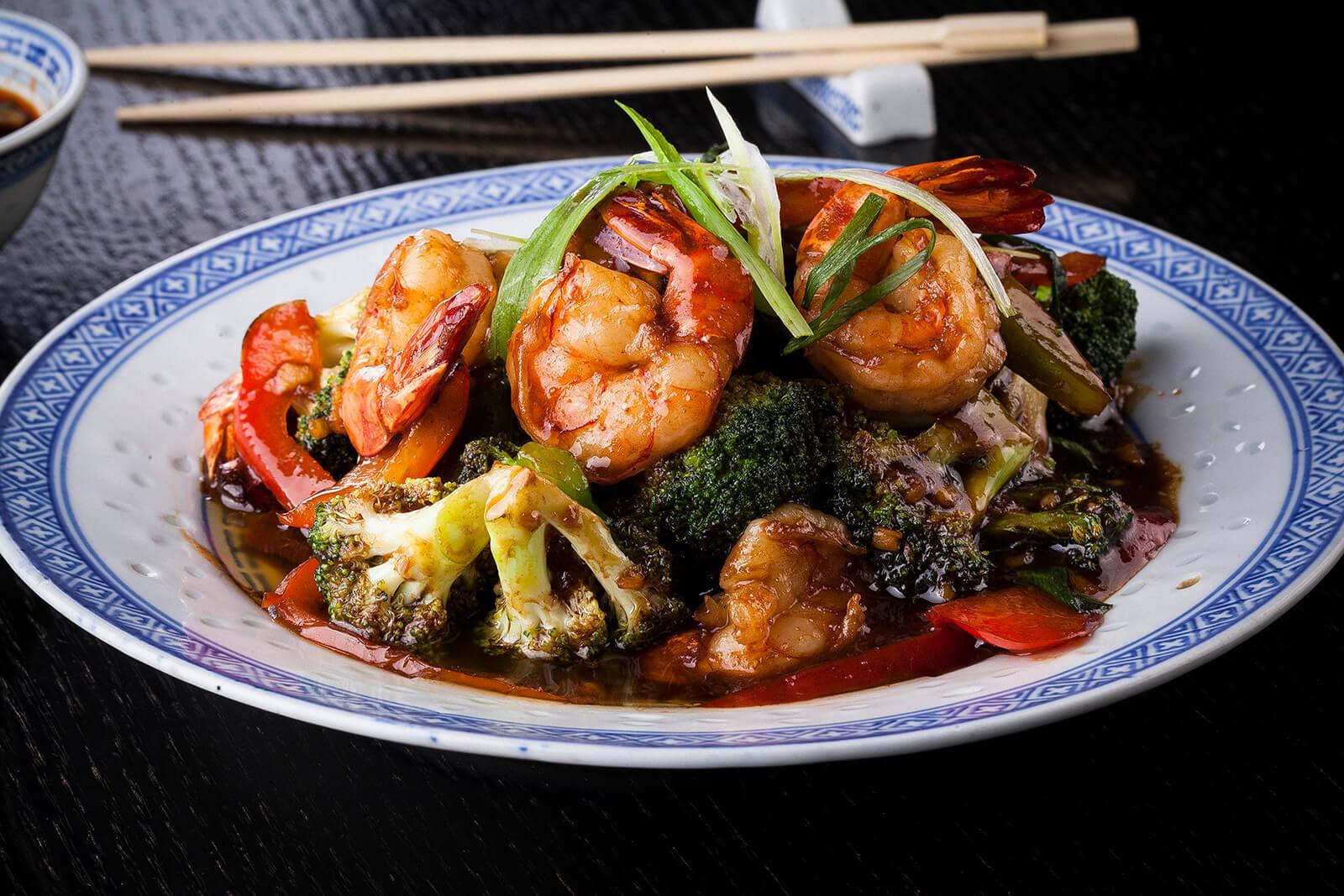4 ארוחה במסעדת פת קואה הסינית של אהרוני, הרצליה פיתוח