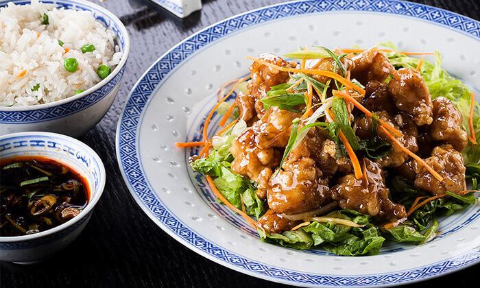 2 ארוחה במסעדת פת קואה הסינית של אהרוני, הרצליה פיתוח