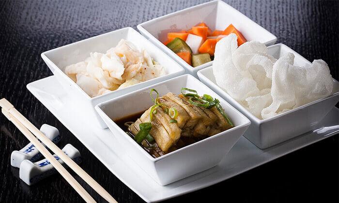 7 ארוחה במסעדת פת קואה הסינית של אהרוני, הרצליה פיתוח